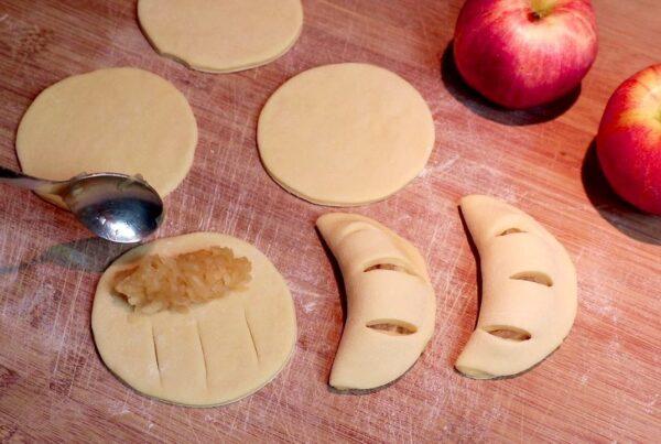 Ricetta facilissima alle mele